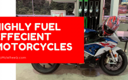 Highly Fuel Effecient Motorcycles