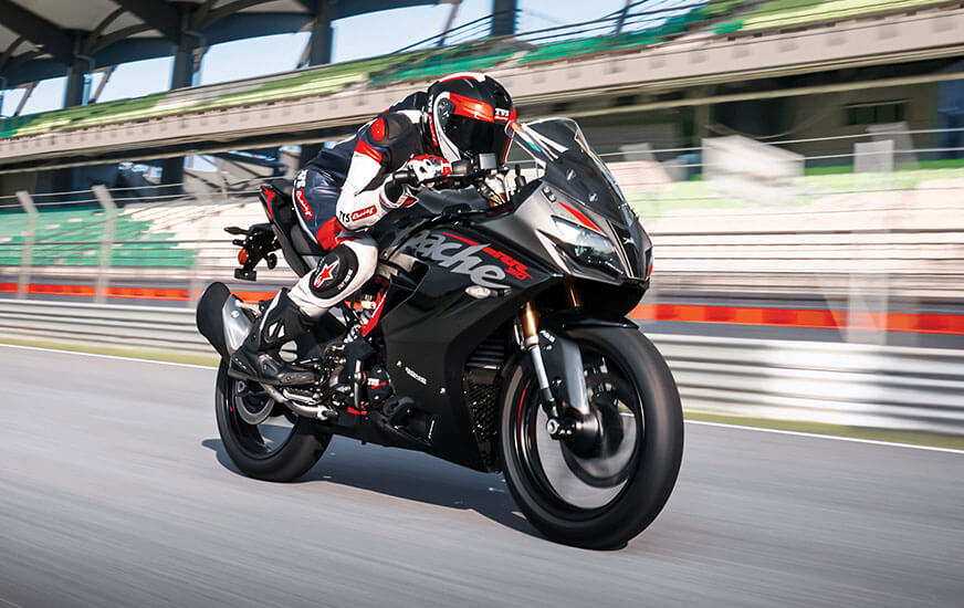 TVS Apache RR 310 Latest Price in India